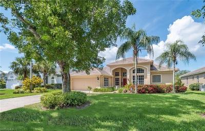 Naples Single Family Home For Sale: 7675 Groves Rd