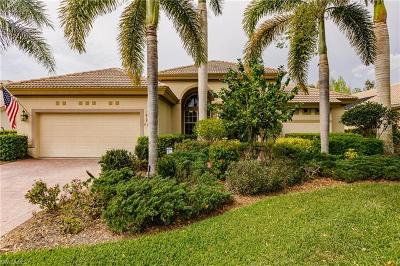 Estero Single Family Home For Sale: 20048 Buttermere Ct
