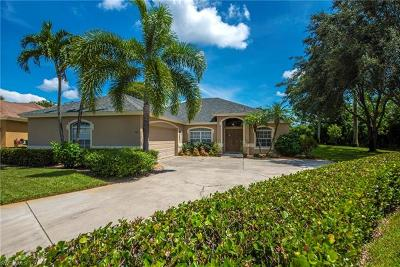 Naples Single Family Home For Sale: 1427 Vintage Ln