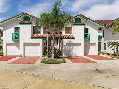 Naples Condo/Townhouse For Sale: 2225 Anchorage Ln #C