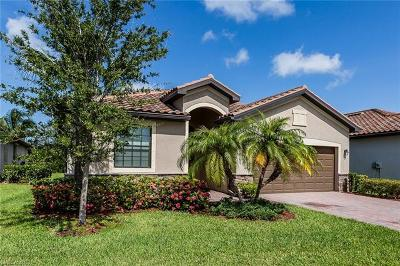 Naples Single Family Home For Sale: 3739 Treasure Cove Cir