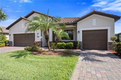 Naples Single Family Home For Sale: 3797 Ruby Way