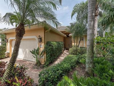 Bonita Springs Single Family Home For Sale: 25091 Pinewater Cove Ln