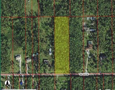 Naples Residential Lots & Land For Sale: 4151 SE 8th Ave