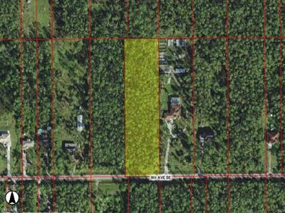 Naples Residential Lots & Land For Sale: 8th SE Ave