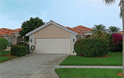 Naples Single Family Home For Sale: 3231 Benicia Ct