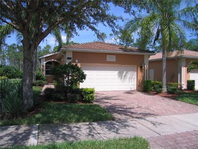 Naples Single Family Home For Sale: 15389 Cortona Way