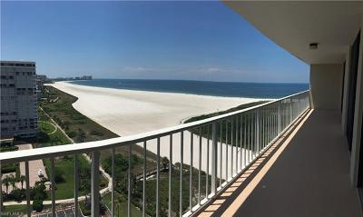 Marco Island Condo/Townhouse For Sale: 380 Seaview Ct #1709