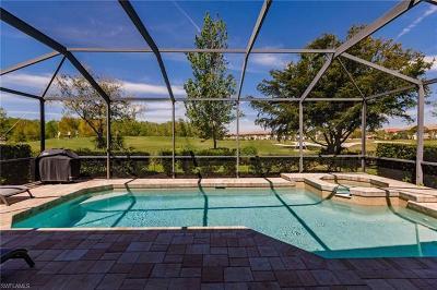 Naples Single Family Home For Sale: 11801 Bramble Ct