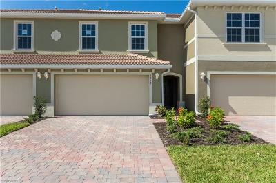 Fort Myers Condo/Townhouse For Sale: 3818 Tilbor Cir