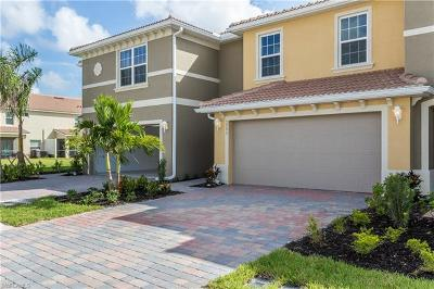 Fort Myers Condo/Townhouse For Sale: 3793 Tilbor Cir