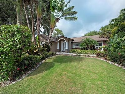 Bonita Springs Single Family Home For Sale: 27242 High Seas Ln