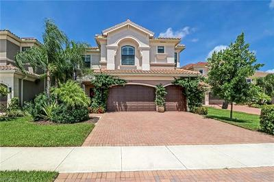 Naples Single Family Home For Sale: 3082 Hudson Ter