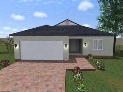 Cape Coral Single Family Home For Sale: 1117 NE 33rd Ln