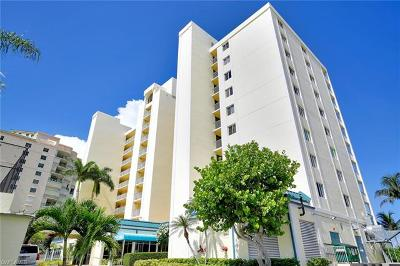 Marco Island Condo/Townhouse For Sale: 900 S Collier Blvd #202
