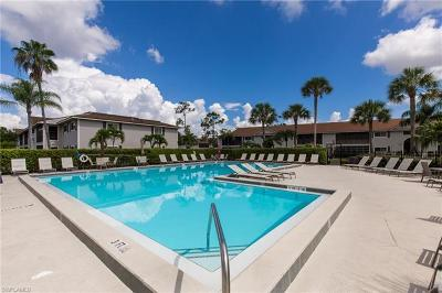 Fort Myers Condo/Townhouse For Sale: 14860 Summerlin Woods Dr #9
