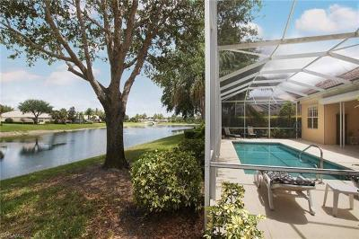 Naples Single Family Home For Sale: 4314 E Queen Elizabeth Way