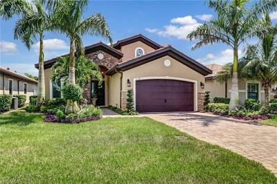 Bonita Springs Single Family Home For Sale: 11119 St Roman Way