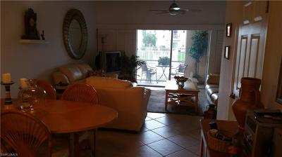 Cape Coral Condo/Townhouse For Sale: 732 Victoria Dr #4