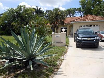 Bonita Springs Single Family Home For Sale: 11140 Coimbra Ln