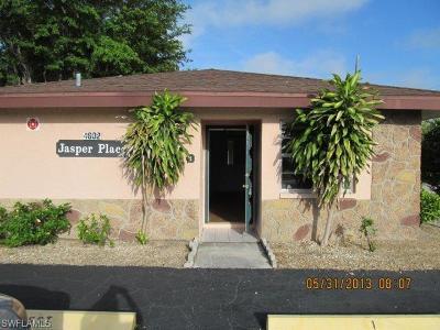 Cape Coral Condo/Townhouse For Sale: 4602 SE 6th Ave #1