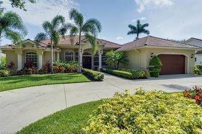 Naples Single Family Home For Sale: 2108 Mission Dr