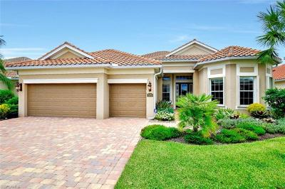 Naples Single Family Home For Sale: 9286 Quarry Dr