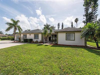 Naples Single Family Home For Sale: 10254 Winterview Dr