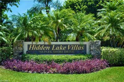 Condo/Townhouse For Sale: 788 Park Shore Dr #H16