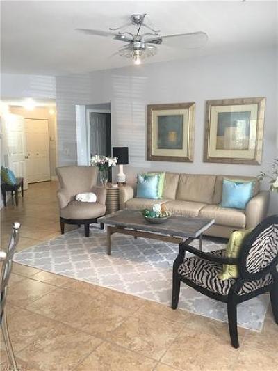 Estero Condo/Townhouse For Sale: 23640 Walden Center Dr #101