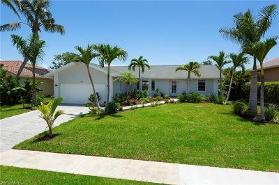 Marco Island Single Family Home For Sale: 159 Leeward Ct