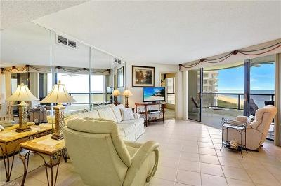 Sandcastle At Marco Beach Condo/Townhouse For Sale: 730 S Collier Blvd #603