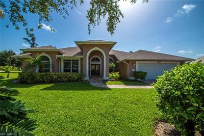 Naples Single Family Home For Sale: 2202 Imperial Golf Course Blvd