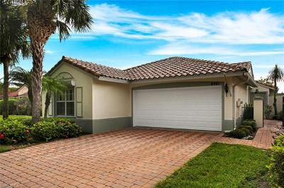Estero Single Family Home For Sale: 8881 Cascades Isle Blvd