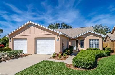 Naples Single Family Home For Sale: 2527 Sailors Way