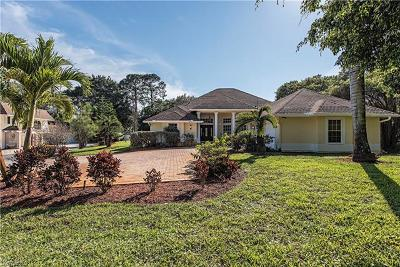 Naples Single Family Home For Sale: 400 Carica Rd