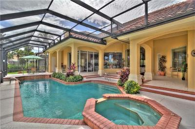 Bonita Springs Single Family Home For Sale: 4410 Plumage Ct