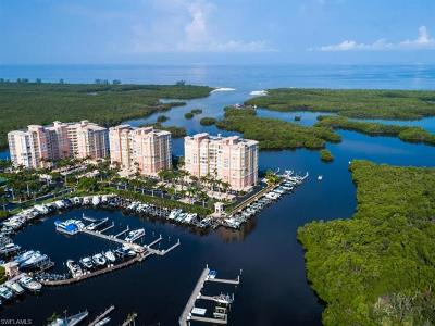Naples Condo/Townhouse For Sale: 445 Dockside Dr #303