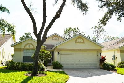 Bonita Springs Single Family Home For Sale: 25341 Fairway Dunes Ct