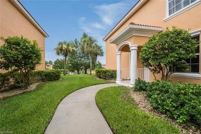 Fort Myers Condo/Townhouse For Sale: 14071 Eagle Ridge Lakes Dr #101