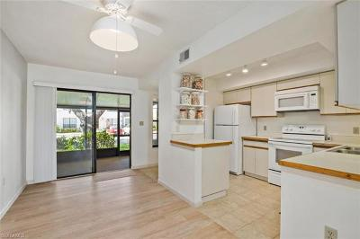 Marco Island Condo/Townhouse For Sale: 136 Leland Way #T-6