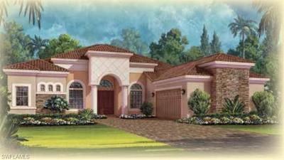 Naples Single Family Home For Sale: 3235 Miyagi Ln