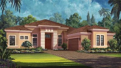 Naples Single Family Home For Sale: 3255 Miyagi Ln