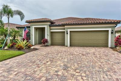 Estero Single Family Home For Sale: 20212 Cypress Shadows Blvd