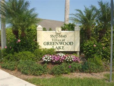 Single Family Home For Sale: 5640 Greenwood Cir #31