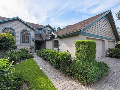 Naples Single Family Home For Sale: 122 Water Oaks Way