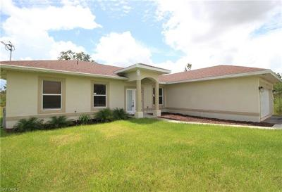 Naples Single Family Home For Sale: 6820 N Everglades Blvd