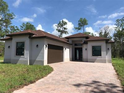 Naples Single Family Home For Sale: 2911 NE 24th Ave