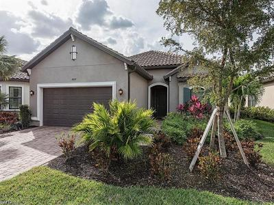 Naples Single Family Home For Sale: 8847 Vaccaro Ct
