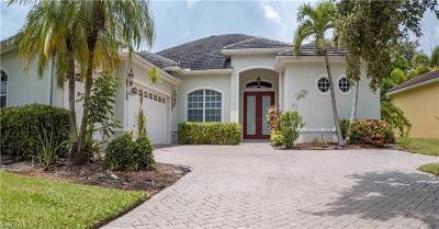 Naples Single Family Home For Sale: 8488 Laurel Lakes Blvd